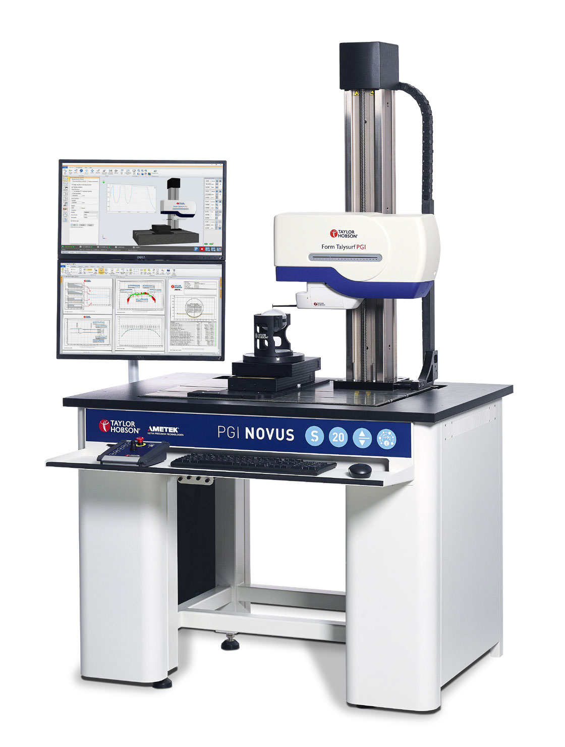 Form Talysurf® PGI NOVUS - Surface finish, contour & diameter measurement instrument